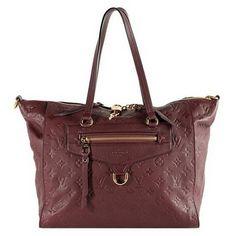 1de4b6d3b4f5 Louis Vuitton Monogram Empreinte Lumineuse PM Tote Stylish Handbags