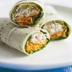 tuna and lemon wrap recipe recipe   designed for mothers with gestational diabetes. Also this recipe is Heathy, tasty and easy to make. This is perfect for a weekend dinner. - Foodista.com