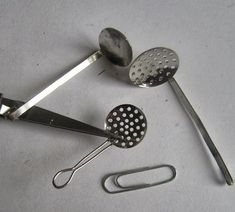 how to: mini kitchen utensils