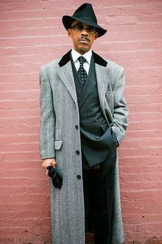 Philadelphia Street Style: Barry Jackson, Sansom St