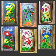 -   # Art Lessons For Kids, Art For Kids, Spring Crafts For Kids, Easter Art, Fathers Day Crafts, Kids Room Art, Kindergarten Art, Classroom Crafts, School Decorations