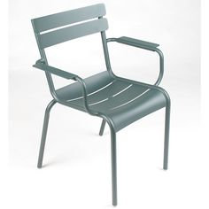 Chaises outdoor made in France: fauteuil Luxembourg Fermob