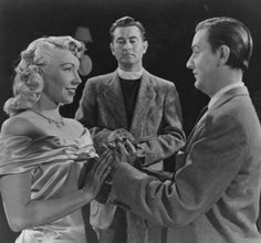 Ed Wood and girfriend Dolores Fuller
