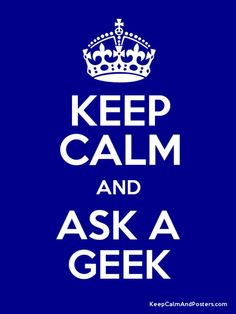 Ask A Geek 2