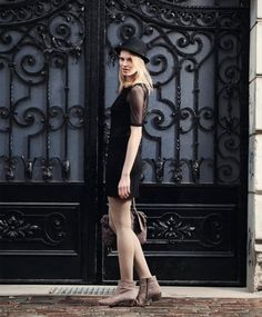 CONLEYS BLACK Kleid - Hier kaufen!