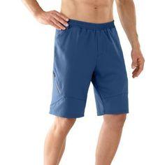 SmartWool Mens Teller Fast Pack Shorts size Medium in Cadet Blue | eBay
