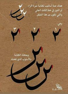 Arabic Calligraphy Art, Learn Calligraphy, Art Deco Logo, Anatomy, Addiction, Letters, Type, Ideas, Arabic Calligraphy