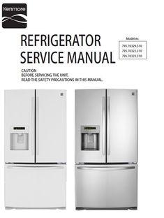 [DIAGRAM_0HG]  14 Best Kenmore Refrigerator Service Manual images in 2020 | Refrigerator  service, Kenmore, Kenmore refrigerator | Sears Freezer Wiring Diagram |  | Pinterest