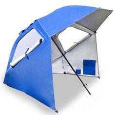 The Instant 8' Diameter Shelter.