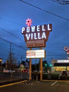 Powell Villa, Portland OR