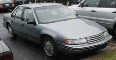 First Car I Was Allowed to Drive... Chevy Lumina 1990-94 model...