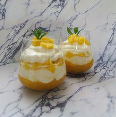 Mango Desserts, Mango Pudding, Happy Drink, Indian Sweets, High Tea, Mousse, Buffet, Sweet Tooth, Yogurt