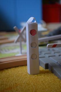 Süti és más...: Közlekedési lámpa DIY Power Strip, Mini