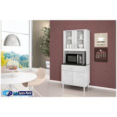 Kit Cozinha Fit 80 - Nicioli   http://www.lojasantamaria.com.br/kit-fit-80-nicioli