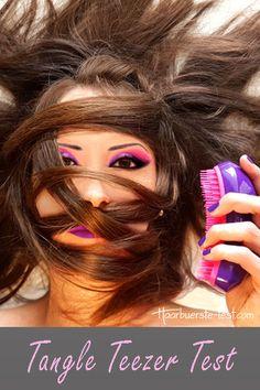 Beliebte Haarbürste im Praxis Test ... Praxis Test, Tangled, Hair, Beauty, Best Hair Brush, Rapunzel, Beauty Illustration, Strengthen Hair
