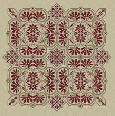 Cross Stitch Borders, Cross Stitch Samplers, Cross Stitch Designs, Cross Stitching, Cross Stitch Embroidery, Hand Embroidery, Cross Stitch Patterns, Needlepoint Patterns, Lace Patterns