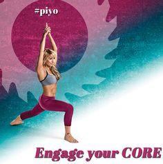 Engage your CORE #piyo http://www.chalenejohnson.com/piyo