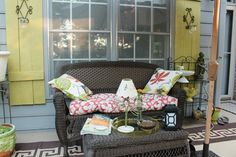 love those back porches