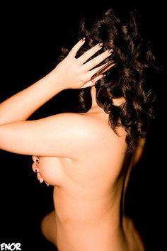 Jessica toutant naked