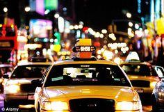 New York taxis | photo Alamy