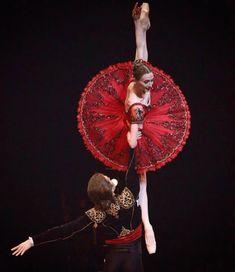 Svetlana Zakharova--Don Quixote