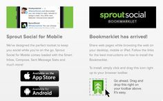 Toolkit Tuesday: Sprout Social Review - Belle Communications #social