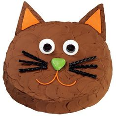 Quick as a Cat Cake                                                                                                                                                                                 More
