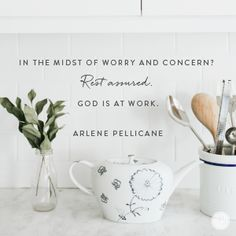 Don't Worry: God is at Work {Encouragement for Today} Pretty Quotes, Amazing Quotes, Todays Devotion, Encouragement For Today, Encouragement Quotes, Proverbs 31 Ministries, Celebrate Recovery, Faith Quotes, Faith Sayings
