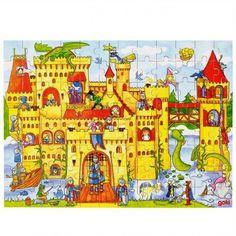 Puzzle château fort