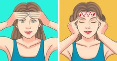 A Japanese Facial Massage That Can Rid You Of Swelling and Wrinkles In 5 Minutes a Day (Famous Supermodels Swear by It) Lulu Hairstyles, Massage Pressure Points, Famous Supermodels, Face Yoga, Facial Exercises, Massage Benefits, Face Massage, Upper Lip, Natalia Vodianova