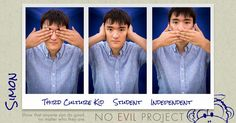 Simon: #ThirdCultureKid #Student #Independent - I've volunteered to help the elder teach younger people. #WPI