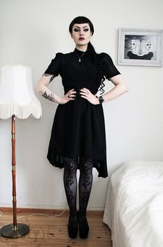 67422aea185 28 Best Wednesday Addams dress images