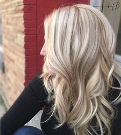 ⚡️Cool Blonde ⚡️ created by #bofbeducator @cynlovesbalayage