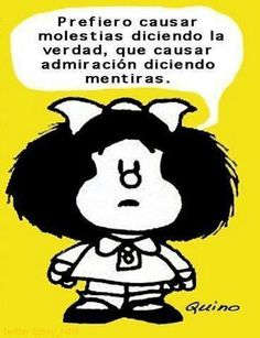 Not really humor, but gives students something to think about Motivacional Quotes, Funny Quotes, Daily Quotes, Famous Quotes, Mafalda Quotes, Felix The Cats, Spanish Quotes, Positive Thoughts, Charlie Brown