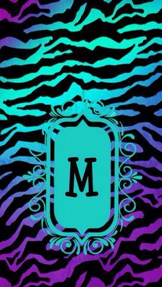 Chevron anchor monogram letter a flag standard flags - M letter wallpapers mobile ...