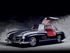 Mercedes SL300 Gullwing, 1950s