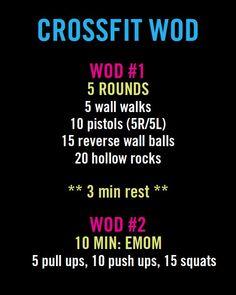 CrossFit Wod | crossfit workout (WOD) | Health & Fitness