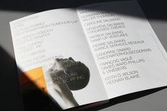 Ballets Jazz de Montréal / Identity anniversary by Paprika, via Behance Jazz, Identity, Contemporary Ballet, Ballet Performances, Cool Typography, 40th Anniversary, Montreal, Pictures, Stone