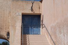 blue doors corsica, bonnifacio