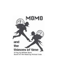 Momo and the Thieves of Time, a Play - eBook free!