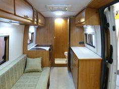 Adventure Adventuremobile Van Conversion Outside Roadtrip Design Architecture Camping Houzz Tiny