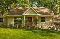 Ways to Give Your #Ranch #Curb #Appeal - Renewal Design-Build, Atlanta Remodeler