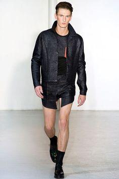 Mugler Menswear - Pasarela