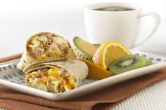 Mix and match breakfast and brunch recipes to create a beautiful spread! My Food and Family has a variety of breakfast and brunch recipes for you to try. Kraft Foods, Kraft Recipes, Ww Recipes, Brunch Recipes, Cooking Recipes, Healthy Recipes, Burrito Recipes, What's Cooking, Sandwich Recipes