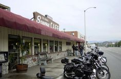 2. The Saugus Cafe' in Santa Clarita -- 1905