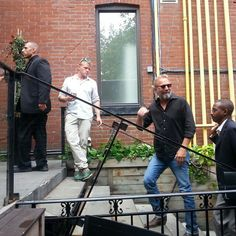 Kevin Costner in Toronto for TIFF (2014) #kevincostner #tiff #tiff2014 #toronto #follow #followme