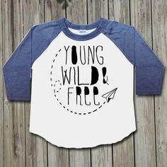 1 year old boy. 2 year old boy. 3 year old girl. by PressThreads on Etsy (null) Kids Clothes Boys, Cute Baby Clothes, Cute Boy Outfits, Kids Outfits, Raglan Shirts, Boys Shirts, Toddler Fashion, Kids Fashion, Cute Boys