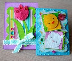ATC Cards for Spring
