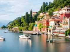 Want to mix road tripping with a little romance? Head to Italy's postcard-perfect Lake District and spend a week cruising leisurely from east to west, stopping to explore a new lake each day: Garda first, then Iseo, Como, Lugano, and Maggiore (each is spectacular in their own way). Short on time? Como's 31-mile shoreline—strung with beautiful villages, lavish Renaissance palazzi and ancient ruins—is worthy of a road trip all on its own. Where to stop: Villa Melzi in Bellagio on Lake Como for…