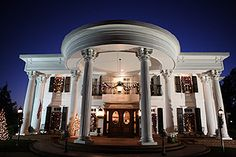 The Ryan Nicholas Inn in Simpsonville, SC. Great for weddings and bridals.